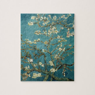 The flower the branch of the almond which blooms jigsaw puzzle
