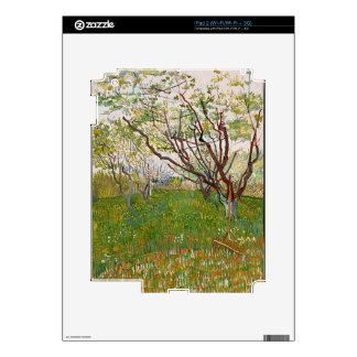 The Flowering Orchard Decals For iPad 2