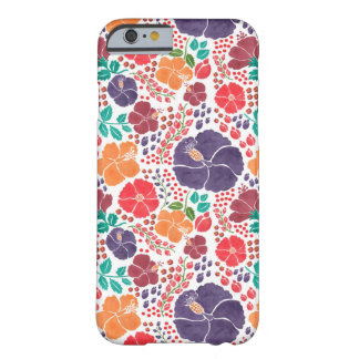 The Flowers Which Scattered Beautifully Barely There iPhone 6 Case