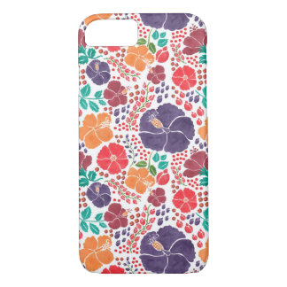 The Flowers Which Scattered Beautifully iPhone 7 Case