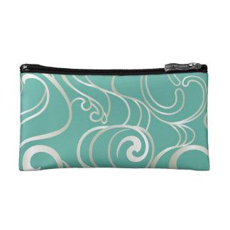The Flowing Water Makeup Bags