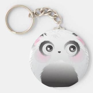 The Fluffs Keychain