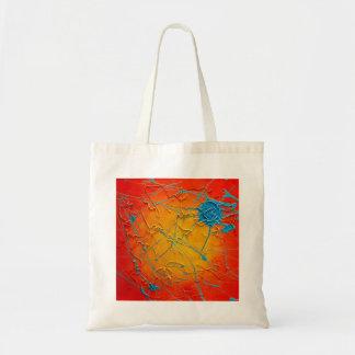 The Flung Blue Bag