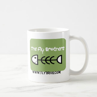The Fly Brothers, Fish, Play Funk * Rock * Jam ... Coffee Mug