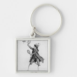 The Fly Catching Macaroni Keychain