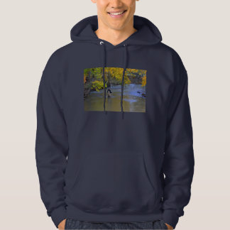 The Fly Fisherman Hoodie