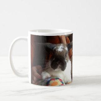 The Flying Bunny Coffee Mug