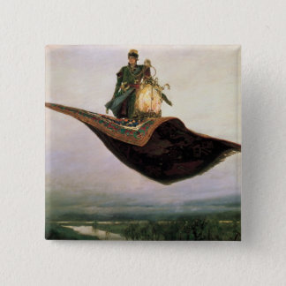 The Flying Carpet Button