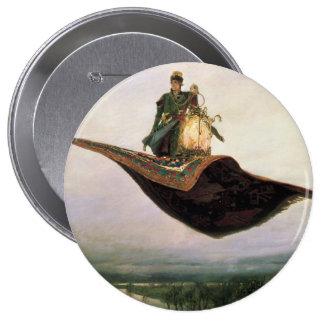 The Flying Carpet by Viktor Vasnetsov 1880 Buttons