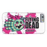 Hand shaped The Flying Dead Zombie Bee Zombee Barely There iPhone 6 Case