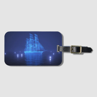 The Flying Dutchman Luggage Tag