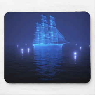 The Flying Dutchman Mouse Pad