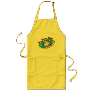 The Flying Pigs Competition BBQ Team Long Apron