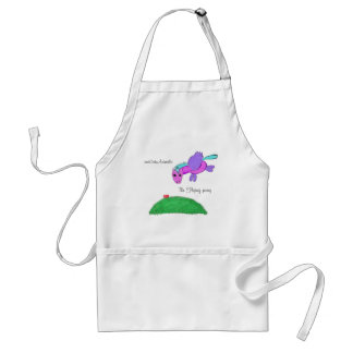 The Flying pony Apron
