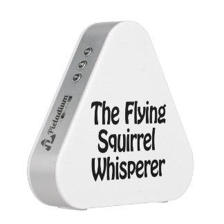 the flying squirrel whisper speaker