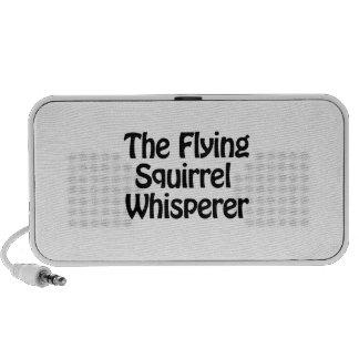 the flying squirrel whisper mini speakers