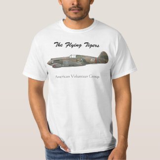 The Flying Tigers P-40 T-Shirt