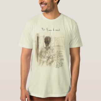the foam lizards sketch t-shirt