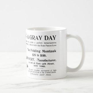 The Folding Montauk Camera Coffee Mug