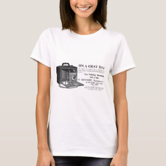 The Folding Montauk Camera T-Shirt