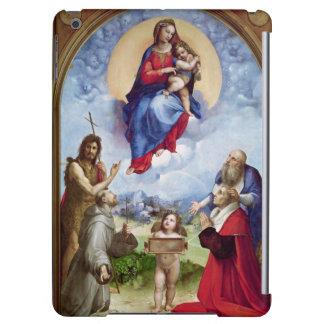 The Foligno Madonna, c.1511-12 iPad Air Cases