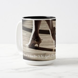 The Follower- 15 oz Two-Tone Mug