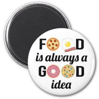 The Food Lover Magnet
