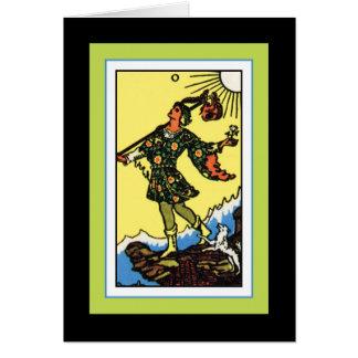 The Fool Greeting Card