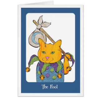 The Fool Greeting Cards