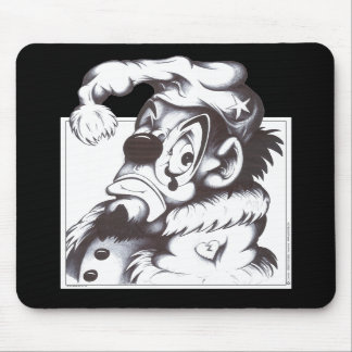 The Fool in Love Mouse Pads