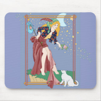 The Fool Mouse Pads
