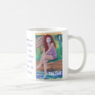 The Fool Basic White Mug