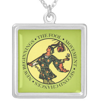 The Fool Necklace