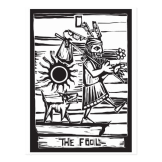 The Fool Postcards