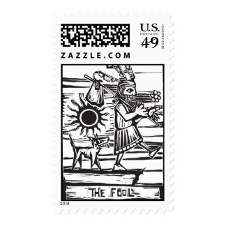 The Fool Stamps