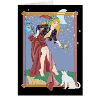 The Fool Tarot Valentine Card