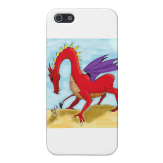 The Foolish Knight iPhone SE/5/5s Cover