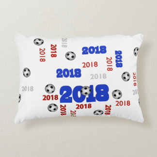 The Football Event of the year 2018 Accent Pillow