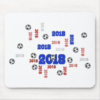 The Football Event of the year 2018 Mouse Pad