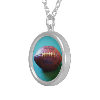 THE FOOTBALL necklace