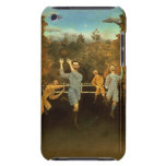 The Football players,1908 (oil on canvas) iPod Touch Covers