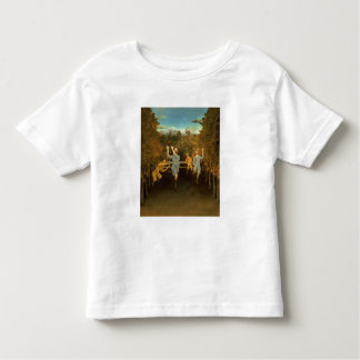 The Football players,1908 (oil on canvas) Toddler T-shirt