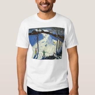 The footbridge Morzine Shirt