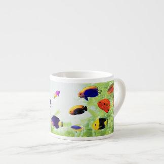 The for espresso of Centropyge mini- magukatsupu Espresso Cup
