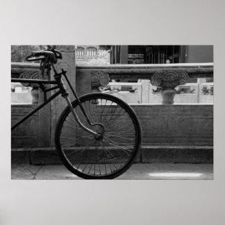 the Forbidden Bike Ride Poster