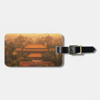 The Forbidden City Bag Tag