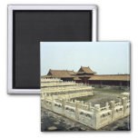 The Forbidden City, Beijing, China Refrigerator Magnets