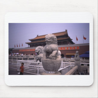 The Forbidden City Beijing China Mouse Pad