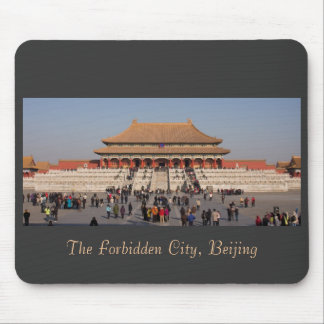 The Forbidden City, Beijing Mouse Pad