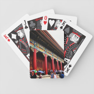 The Forbidden City Bicycle Playing Cards